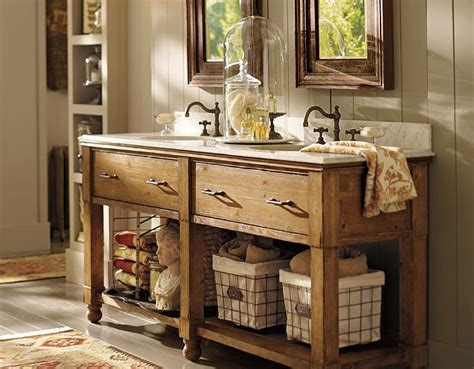 pottery barn style bathroom ideas litfmag net