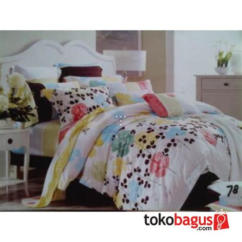 Sprei Katun Jepang 160 X 200 X 48 perlengkapan rumah cindyragaluhwardani 1201050012