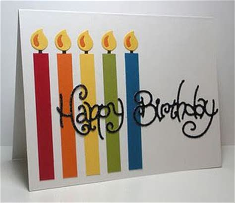 Wishes Written On Paper Make This - birthday card simple birthday cards happy message
