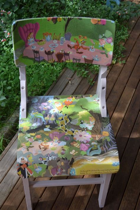 Decoupage Chair Ideas - 25 best decoupage chair ideas on diy
