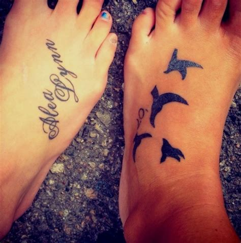 foot tattoos writing designs 30 foot ideas for pretty designs