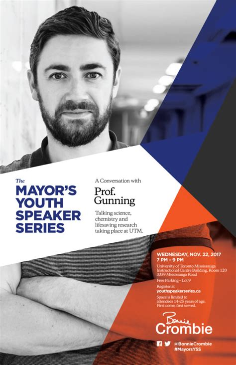 mayor s task on youth crombiecolumn november 22 mayor s youth speaker series