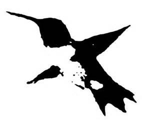 Free bird stencils cake ideas and designs