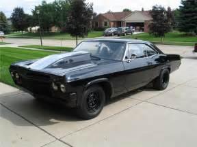 1965 chevrolet impala custom 2 door hardtop 44690