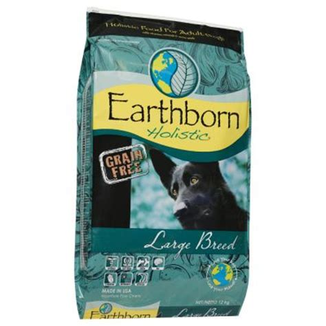 earthborn holistic food reviews earthborn holistic large breed food free p p 163 29 at zooplus