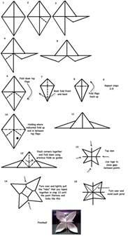 Origami Tutorials Pdf - origami flowers origami flowers tutorial flower