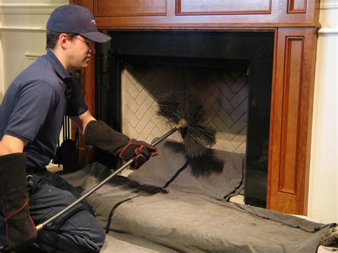 Fireplace Sweep by Cleaning Service Toronto Clean Premises