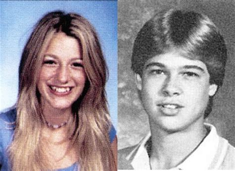 celebrity high school yearbook pics celebrity high school yearbook picture www pixshark