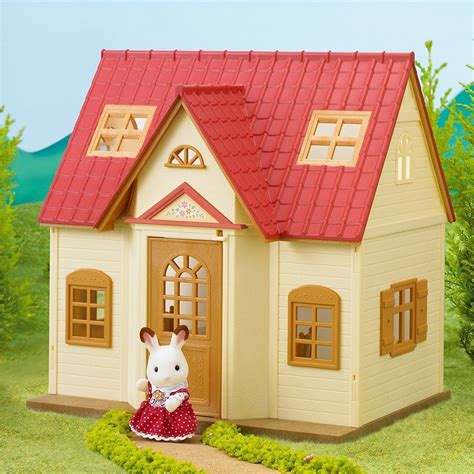 sylvanian families cottage buy sylvanian families cosy cottage starter home