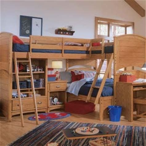3 beds in one 3 in one bunk bed woodworking pinterest