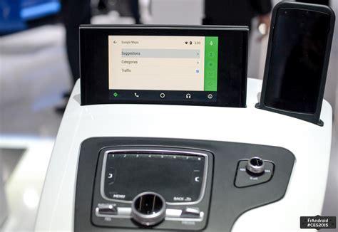android auto android auto 1 5 permettra de retrouver plus facilement sa voiture frandroid
