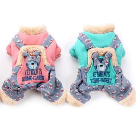 Pet Puppy Winter Cat Warm Coat Jacket Jumpsuit Hooded Clothes Appa 2017 cat jumpsuit pet puppy coat jacket winter warm clothes apperal in