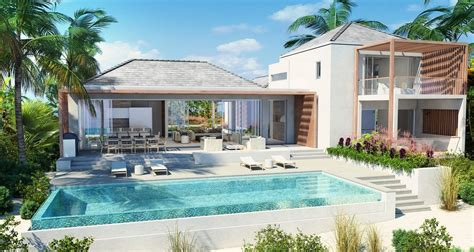 4 bedroom villa 4 bedroom beachfront villa for sale long bay beach