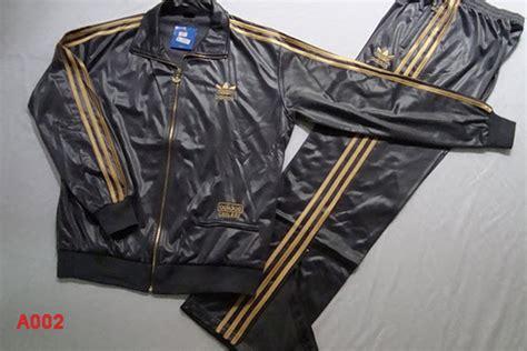 Sweety Pantz Gold L black and gold adidas tracksuit mens adidou