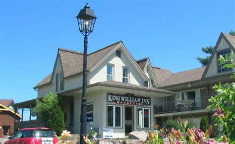 king william inn huntsville cottage country getaway in the of huntsville