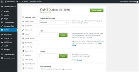 enfold theme zip tutoriel comment faire son site internet soi m 234 me