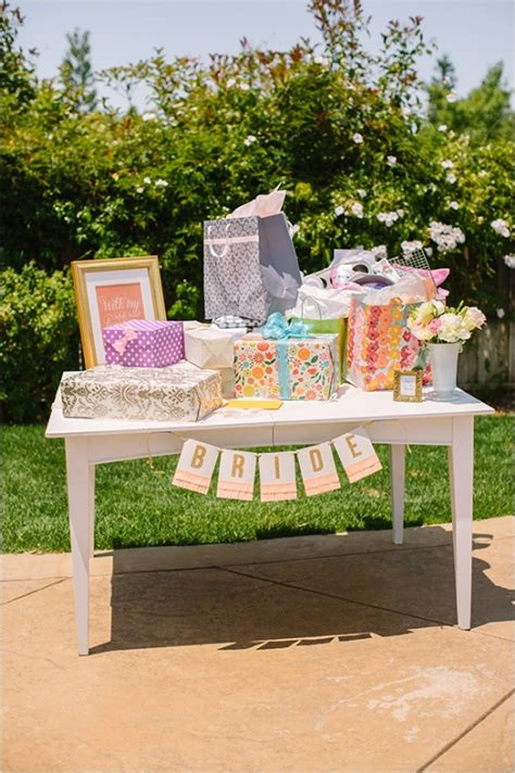 backyard gift ideas vintage backyard bridal shower bridal shower