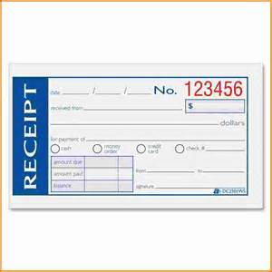 how to write a book template 3 how to write a receipt expense report