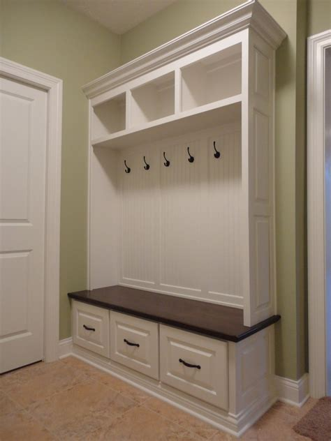 mudroom organization this is the one for the mudroom 9 13 13 no drawers on