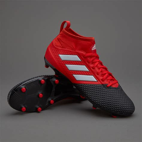 Adidas Football X 173 Fg Sepatu Bola Black S82364 adidas ace 17 3 pas cher soldes chaussures chaussures de