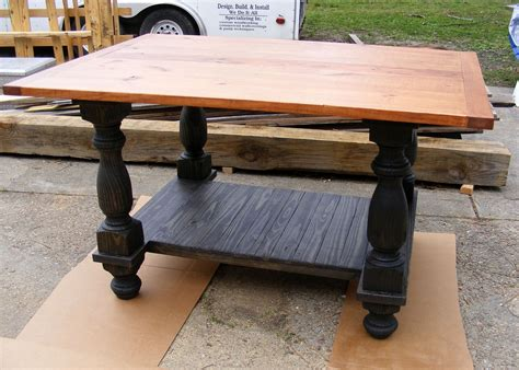 top 28 solid wood kitchen islands handcrafted kitchen hand made kitchen island ebony and barnwood finish top