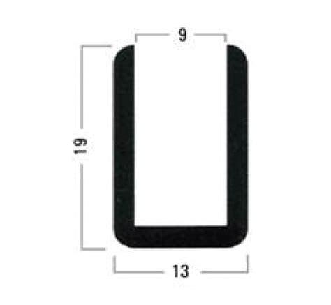 Akiba Hobby Aluminium For Der Black u profile alu alu u profil l ngs 16 mm heim und hobby