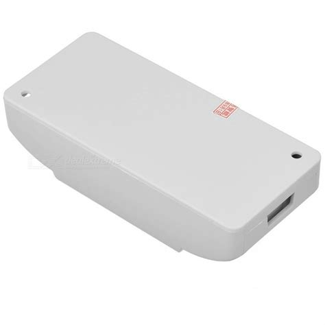 Smart Wi Fi Wireless Switch Modules W Abs Shell White 4 Pcs sonoff smart wifi switch diy remote wireless smart switch