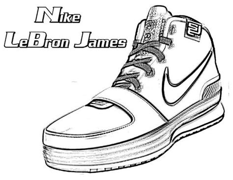nike basketball coloring pages basketball shoes coloring pages printable car interior