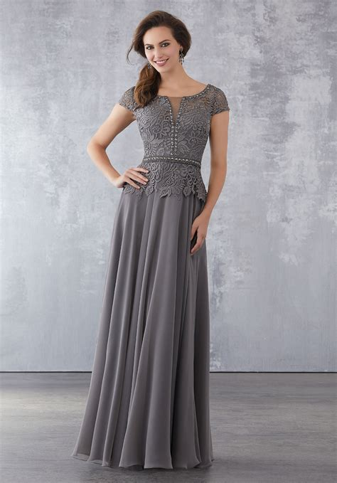 Evening Wedding Gown by Evening Dresses Formal Gowns Morilee