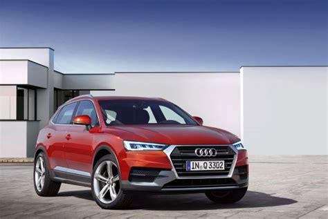 Audi Q3 Neues Modell by Audi Q3 2018 Autobild De