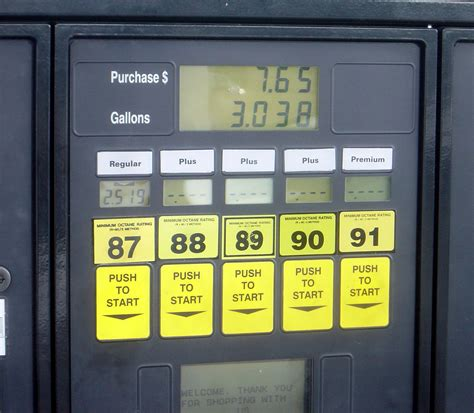 file gas station five octane ratings jpg wikimedia commons