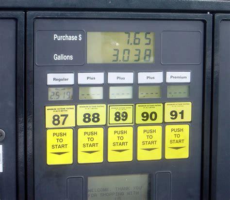 file gas station five octane ratings jpg wikimedia