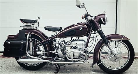 Classic Bmw Motorräder Magazine by Bmw R51 3 Ein Motorrad F 252 R Den Olymp Classic Driver