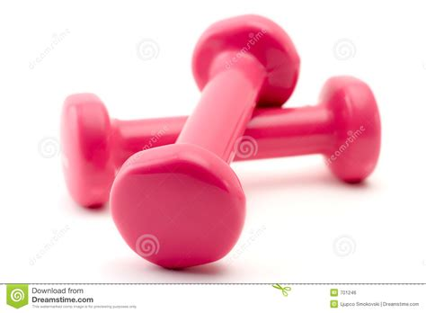 Dumbell Pink Pink Dumbbells Clipart Www Imgkid The Image Kid