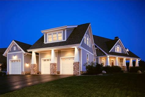 detached garage with bonus room plans barn inspired 4 20 traditional architecture inspired detached garages