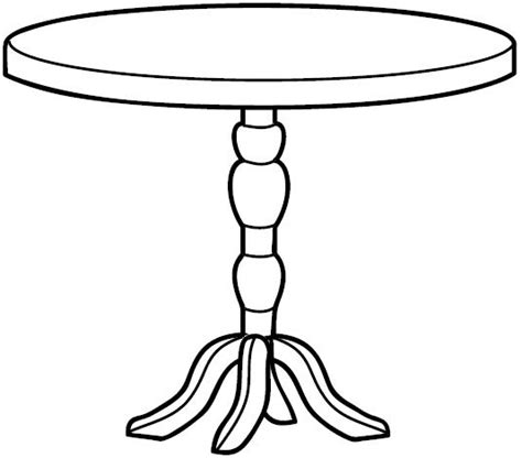 table coloring pages coffee table free coloring pages coloring pages