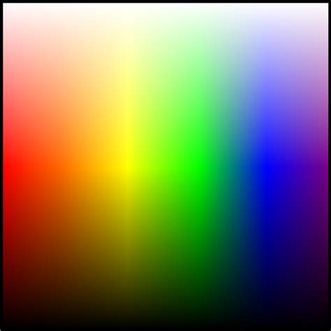 color image clipart color map icon