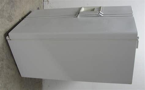 refurbished general electric profile side  side refrigeratorfreezer