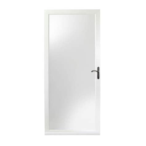 Emco 3000 Series Door by Andersen 3000 Series 36 In X 84 In White View
