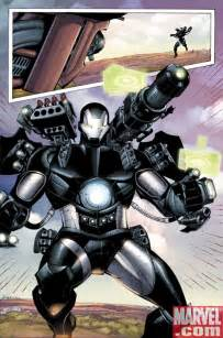 Iron War Machine Comic iron and black panther vs war machine and captain america battles comic vine
