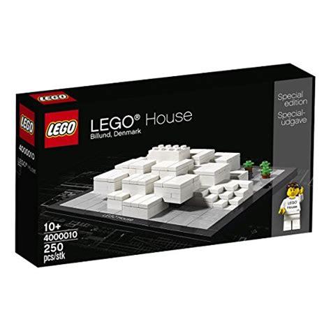 New Lego 4000010 Lego House Billund Denmark Special Edition B lego architecture studio