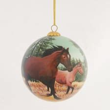 high end glass christmas ornaments high country glass ornament