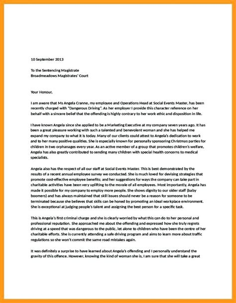 41 free awesome personal character reference letter templates
