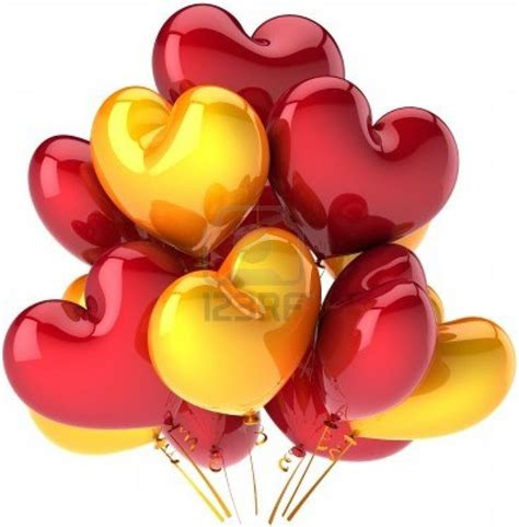 Red and gold balloons party ideas pinterest