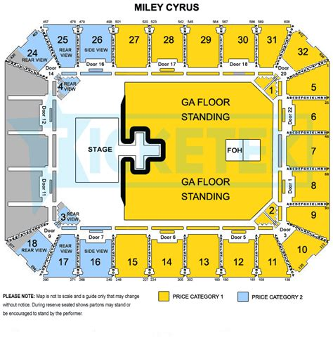 sydney entertainment centre floor plan adelaide entertainment centre seating map my blog