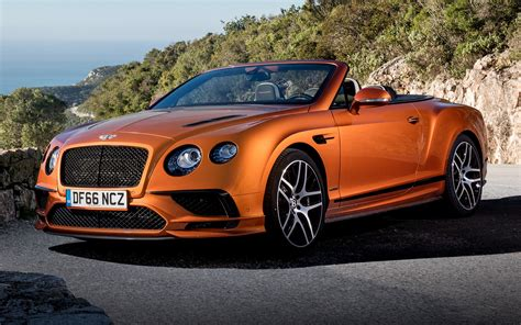 bentley continental supersports wallpaper bentley continental supersports convertible 2017