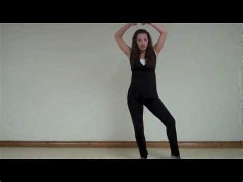 Tutorial Dance Michael Jackson | michael jackson thriller dance tutorial part 2 youtube