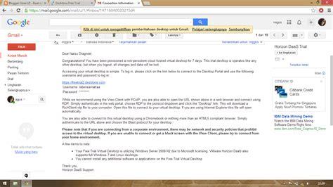 cara membuat vps trial cara mendapatkan vps trial 7 hari di desktone blog edun