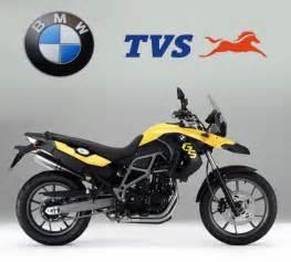 bmw tvs introducing their sports bikes sagmart
