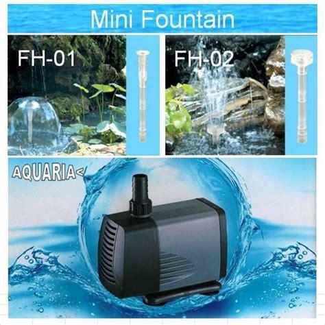 Harga Mesin Pompa Air Irigasi Mini jual nozzle air mancur mini mini compact oleh